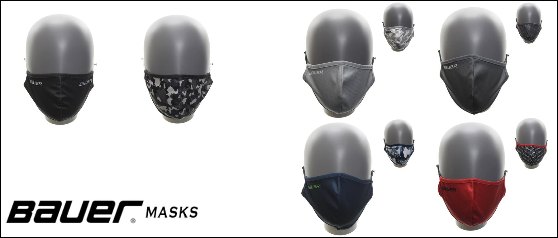 Bauer Protective Face Masks