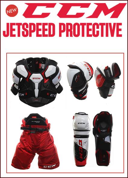 New 21 CCM Jetspeed Protective
