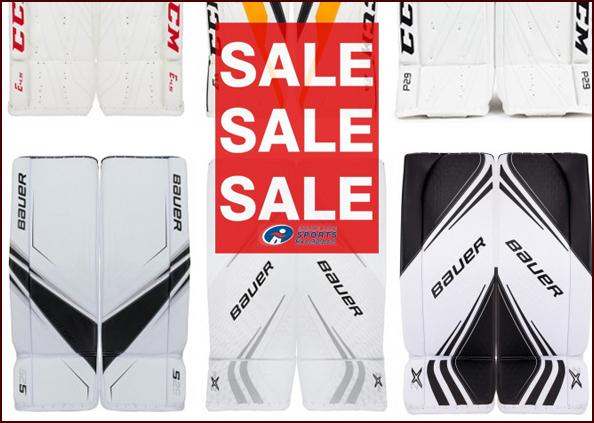 On Sale Goalie Pads
